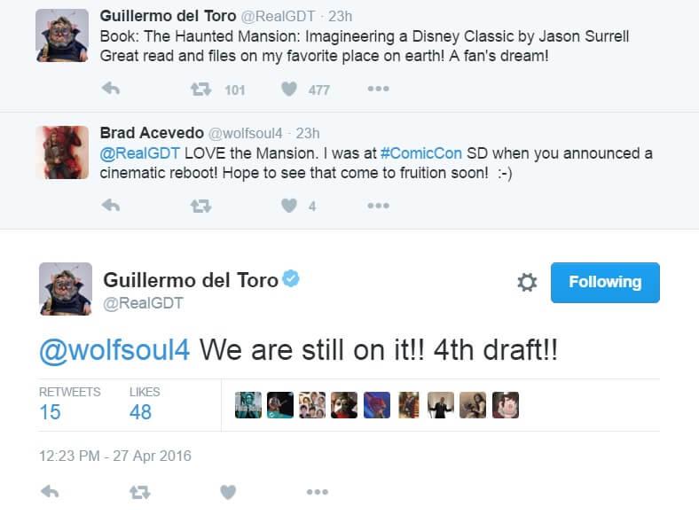 Guillermo del Toro con...