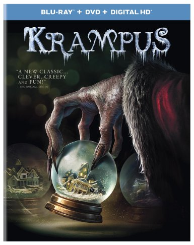 Krampus Blu-Ray