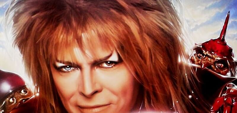 Labyrinth poster clip