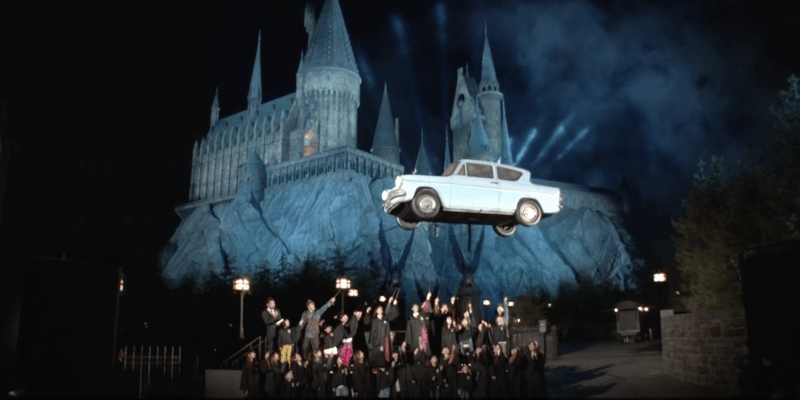 All new attractions unveiled at wizarding world of harry potter at all new attractions unveiled at wizarding world of harry potter at universal studios japan gumiabroncs Choice Image