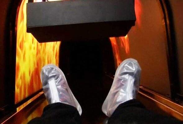 Virtual Cremation