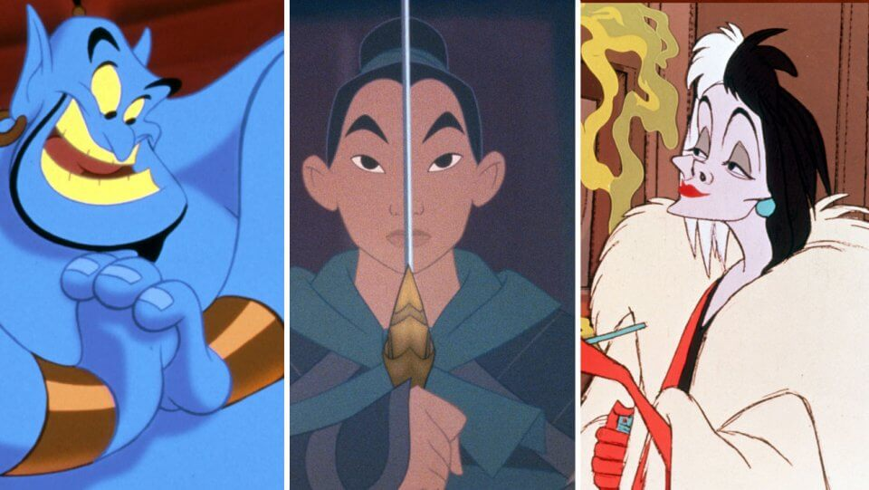 16 Animation To Live Action Movie Remakes Disney Has In border=