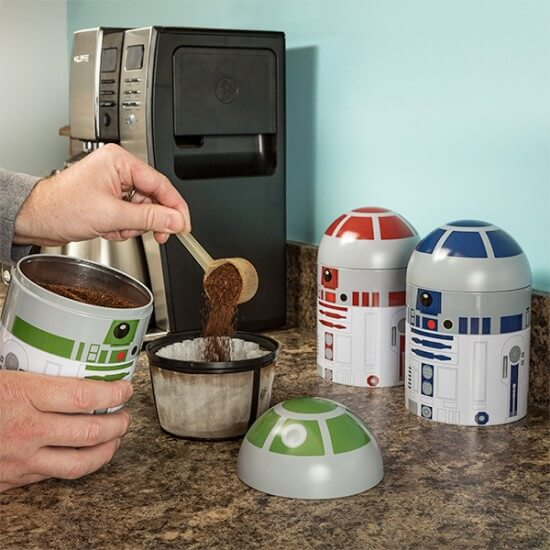 new wars droid kitchen container set from think