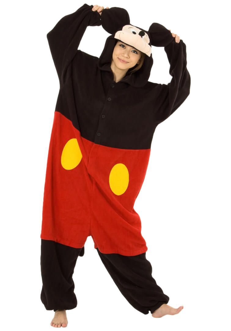 mickey and pluto onesies from inside the magic. Black Bedroom Furniture Sets. Home Design Ideas