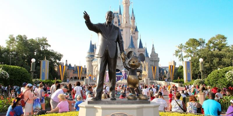 Walt Disney World specialty tours
