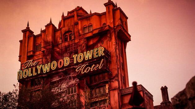 Twilight Zone Tower of Terror retrospective announced for ...Tower Of Terror Inside
