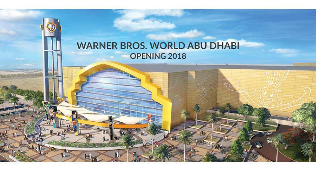 Warner Bros World Theme Park Coming To Abu Dhabi With