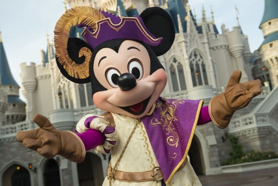 Mickey's Royal Friendship Faire at Magic Kingdom Park