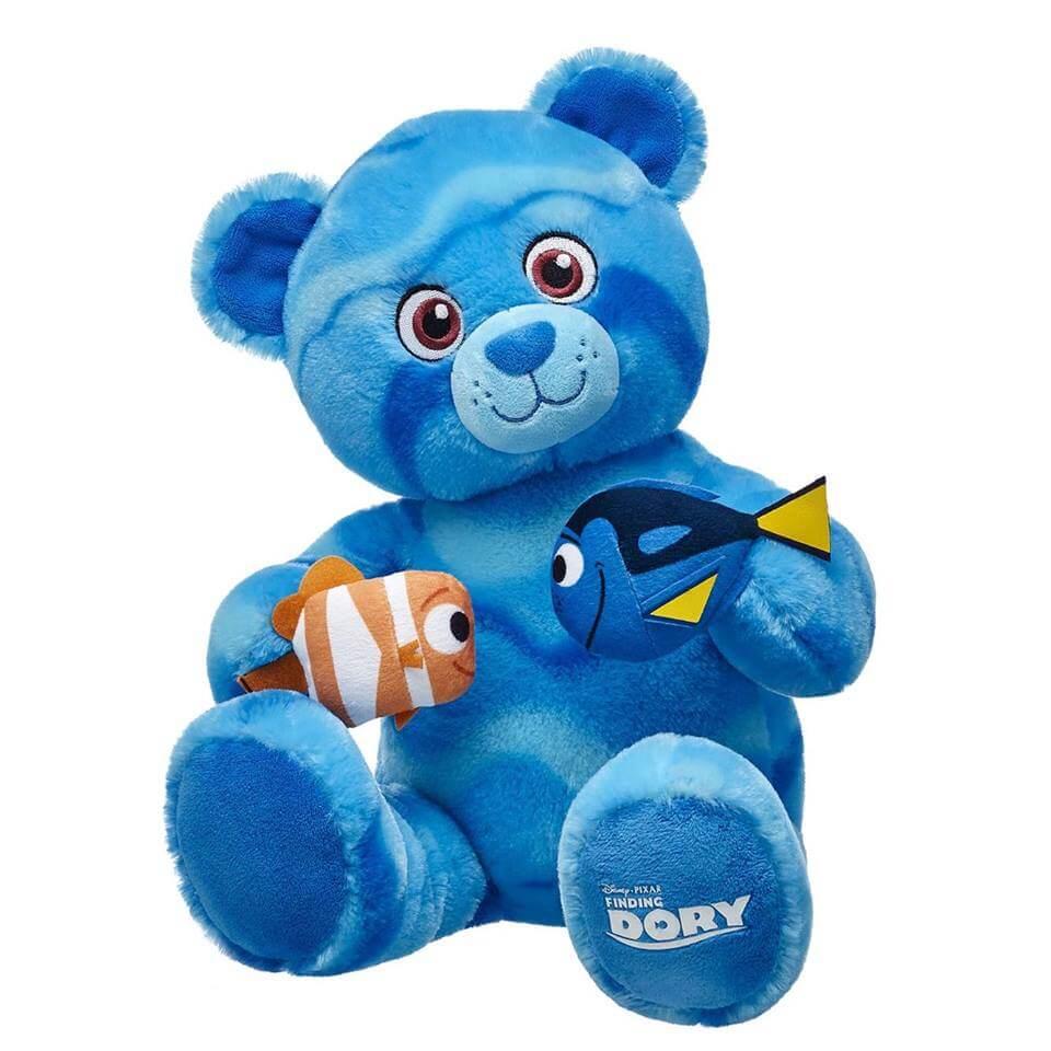 Build A Bear Finding Dory Ocean Bear