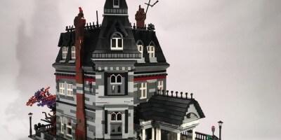 Addams Family LEGO