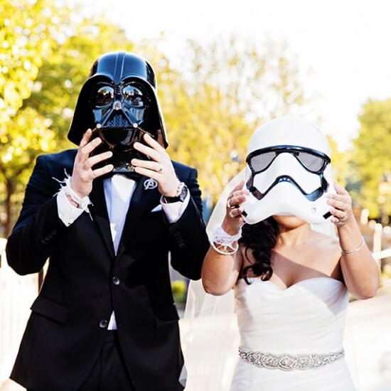 May The 4th Be With You Reddit: PHOTOS: Wedding Wednesday