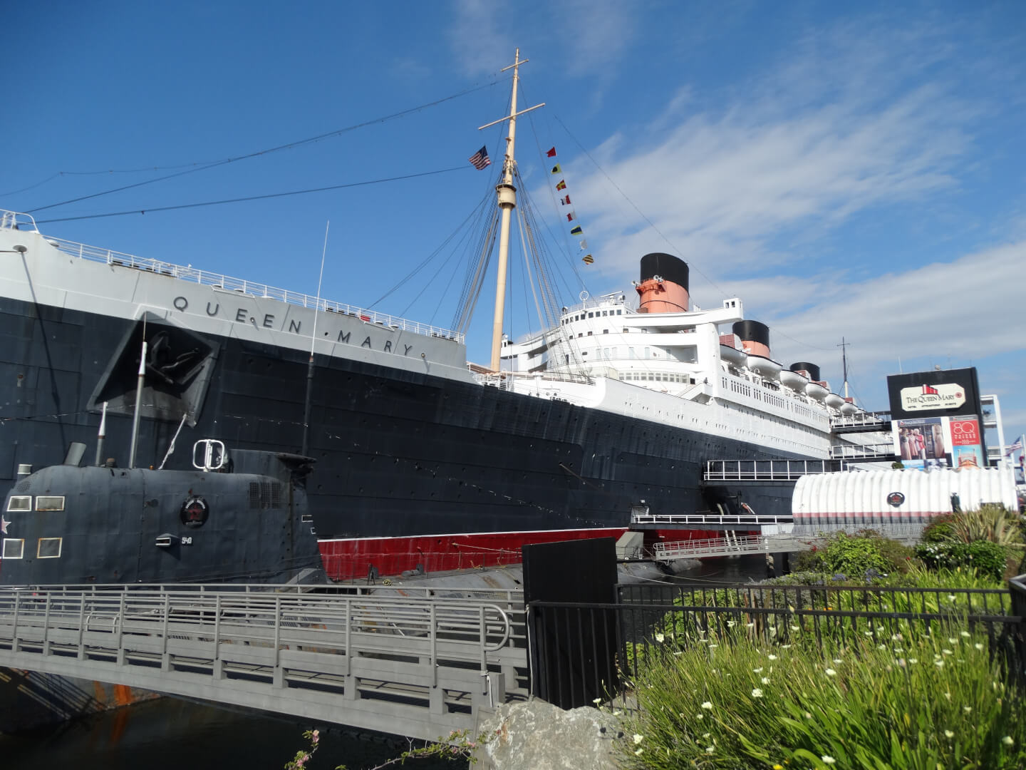 The Queen Mary celebrates its 80th anniversary with a new ...