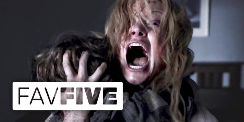 FAV FIVE: The 5 best modern horror movies on Netflix | Inside the ...