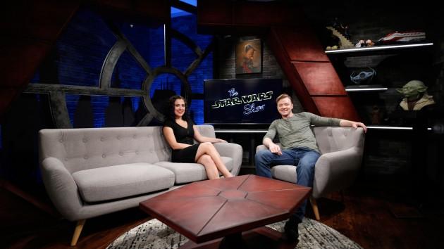 Star Wars Show set