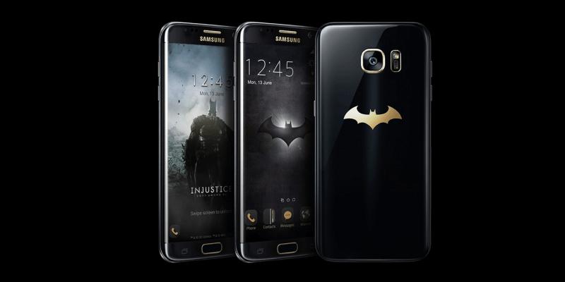 Samsung Batman phone