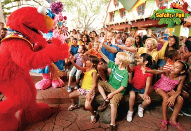 Sesame Street Kids Weekends_Show