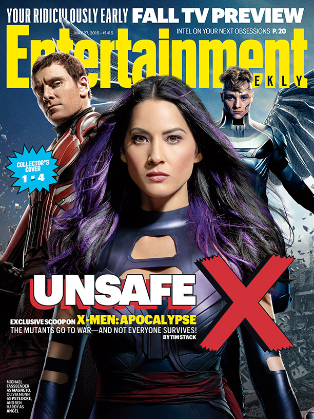 Photos Check Out Entertainment Weekly S Four Part