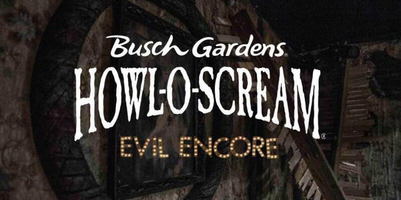 Busch Gardens Howl-O-Scream 2016 tickets now on sale | Inside the ...