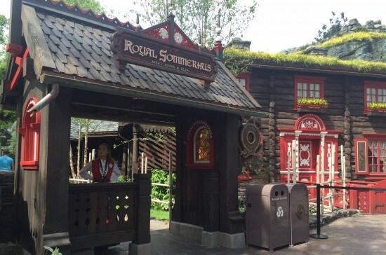 Frozen Royal Sommerhus