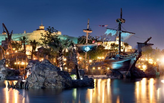 Treasure Cove Shanghai Disney