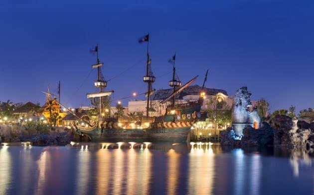 Treasure Cove Shanghai Disney