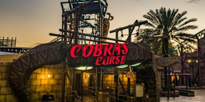 Cobra's Curse Busch Gardens