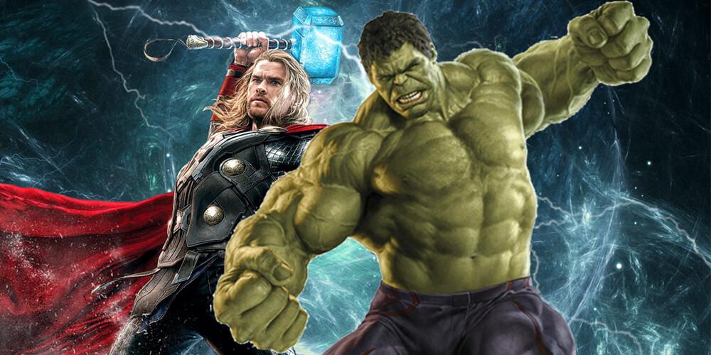 "Mark Ruffalo reveals new Hulk details for upcoming ""Thor"