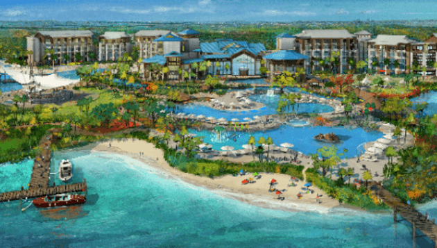 First Look The All New Margaritaville Resort Orlando Is A
