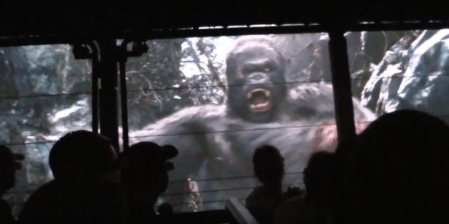 Skull Island Reign of Kong - King Kong