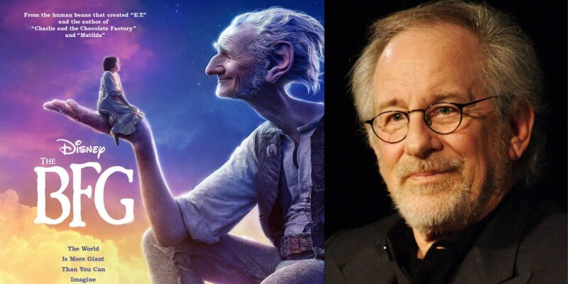 """The BFG"" one-sheet poster Copyright 2016 Disney / Steven Spielberg photo by Romain Dubois, via Creative Commons"