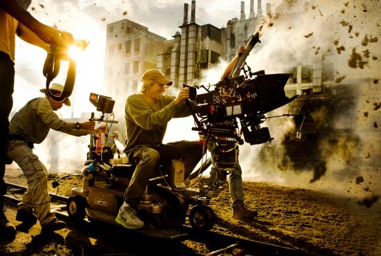 Michael Bay. Image via Collider