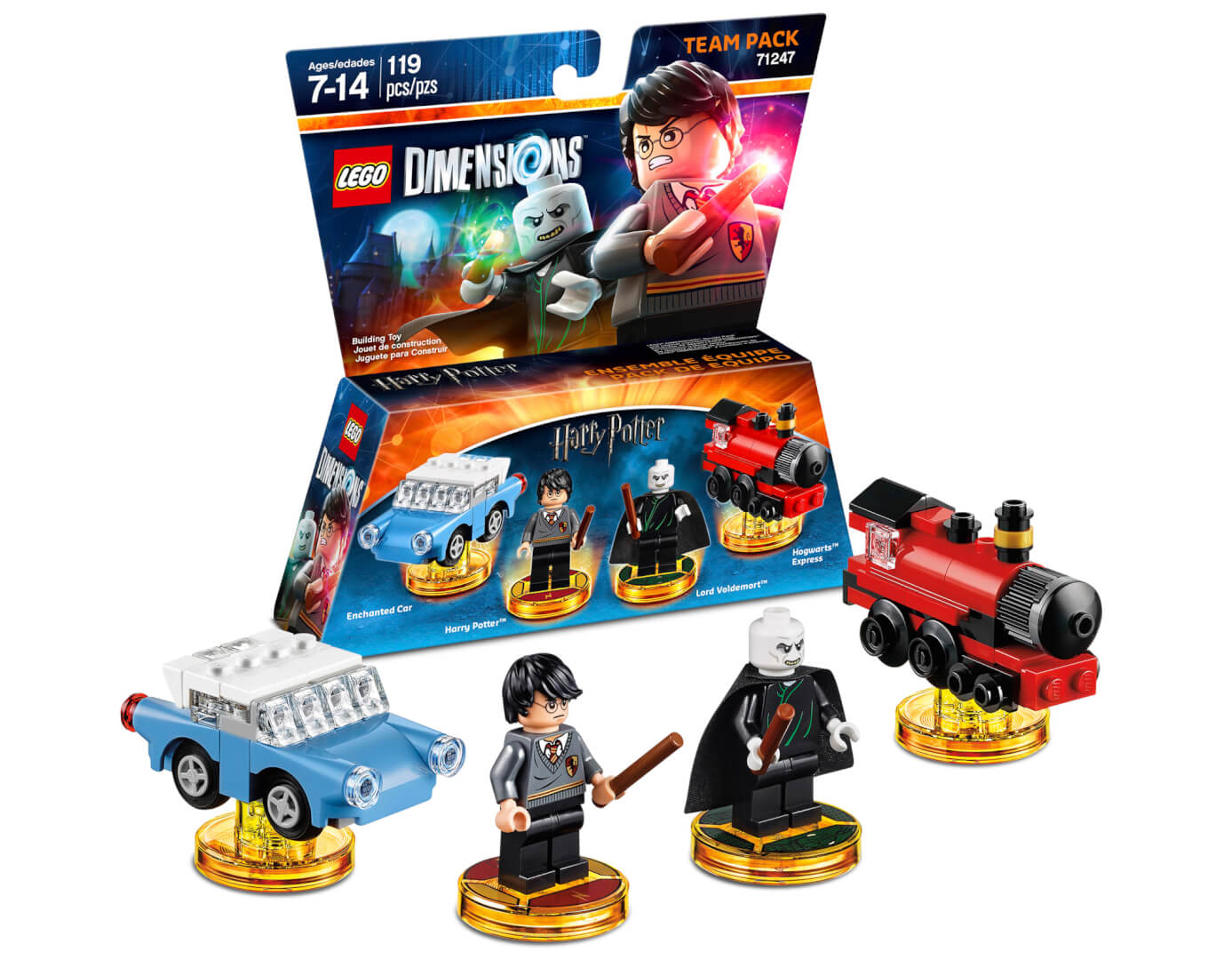 lego dimensions to add 16 new properties including goonies harry potter gremlins e t and. Black Bedroom Furniture Sets. Home Design Ideas
