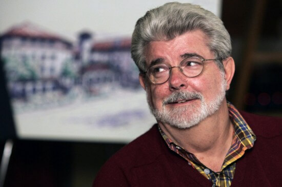 George Lucas Star Wars Episode III Revenge of the Sith