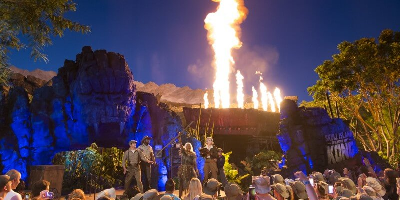 Skull Island Reign Of Kong Now Open