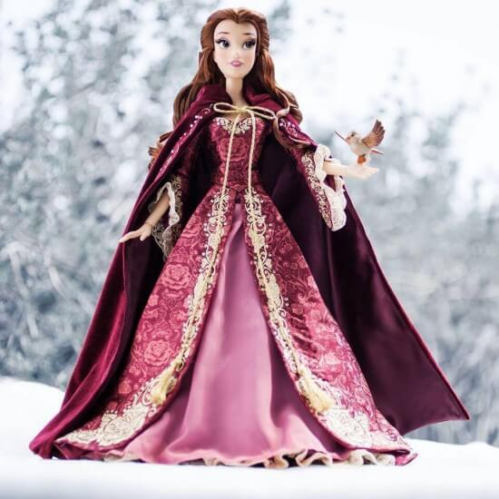 New Beauty And The Beast Belle Limited Edition Doll Being