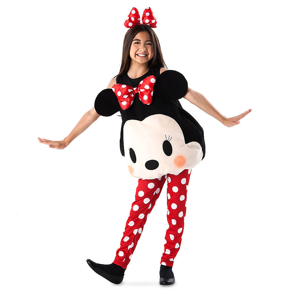 new minnie mouse 39 39 tsum tsum 39 39 costume for kids from. Black Bedroom Furniture Sets. Home Design Ideas