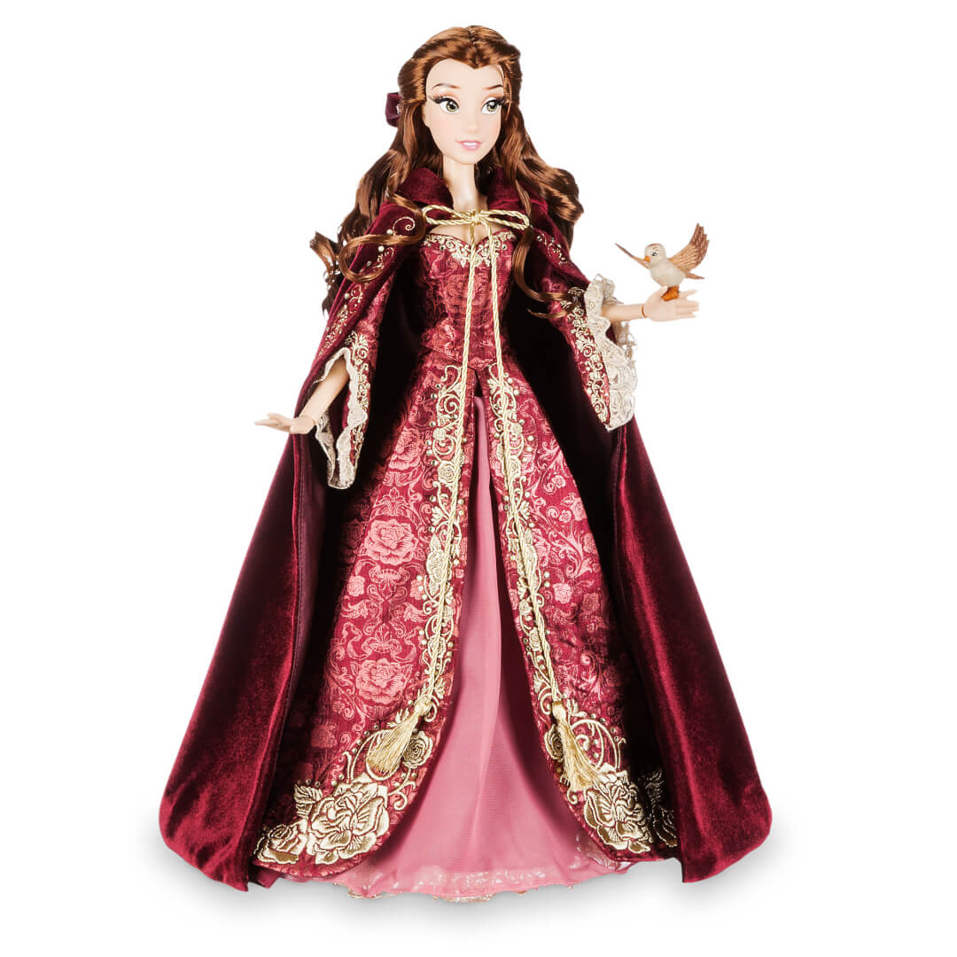 Disney Store To Release Limited Edition Dolls Inspired By