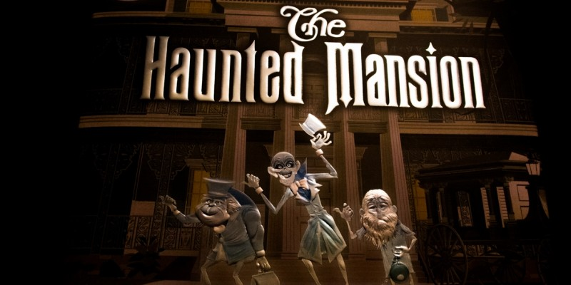 Disney Parks Presents the Haunted Mansion-1 cropped