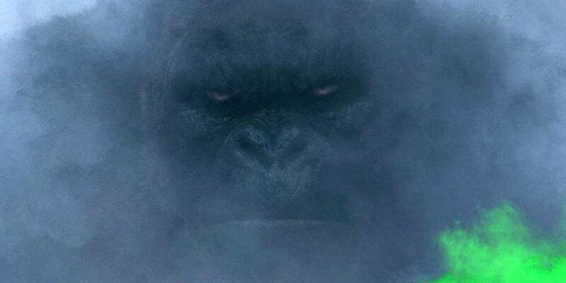 The Comic-Con Trailer for Kong: Skull Island