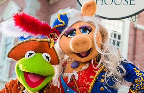 Muppets Magic Kingdom
