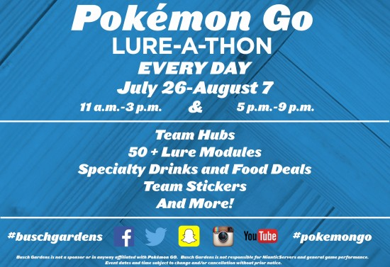 POKEMON GO EVENT GUIDE