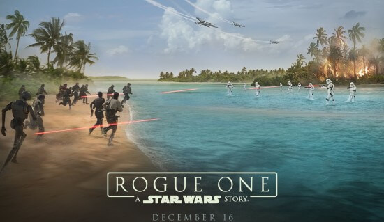 Rogue One clip