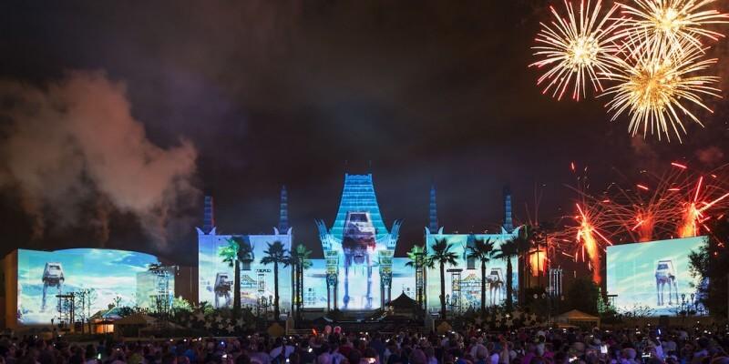Star Wars: A Galactic Spectacular at Disney's Hollywood Studios