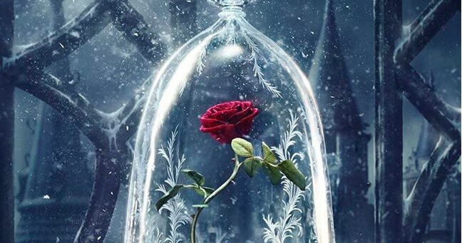 Emma Watson Reveals 'Beauty and the Beast' Teaser Poster