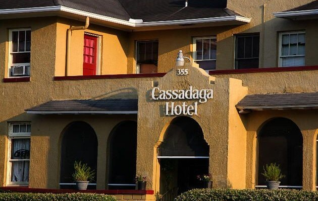 world famous cassadaga hotel to host halloween haunted house - Cassadaga Halloween