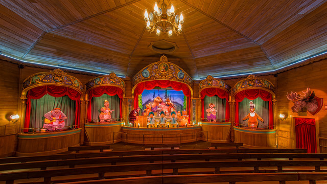 45 Years Of Happy Hoedown The Country Bear Jamboree