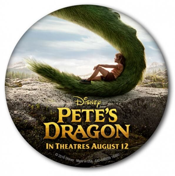Pete's Dragon button