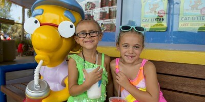 Simpsons Universal Studios Florida