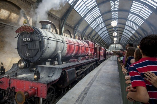 Hogwarts Express, Universal Orlando Resort