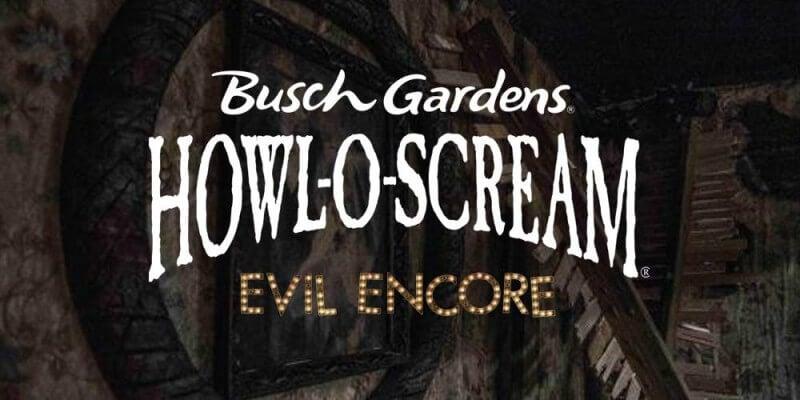 Busch Gardens Promo Code Howl O Scream Garden Ftempo